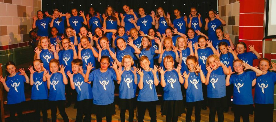Barazina youth choir - Ballymoney